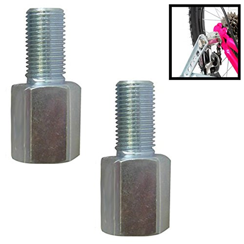 "Adie Universal Stabilisers Extension Bolts For 12"" - 20"" Wheel Kids Bikes from Adie"