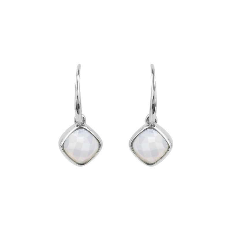 Adore Cushion Stone Earrings from Adore Jewellery