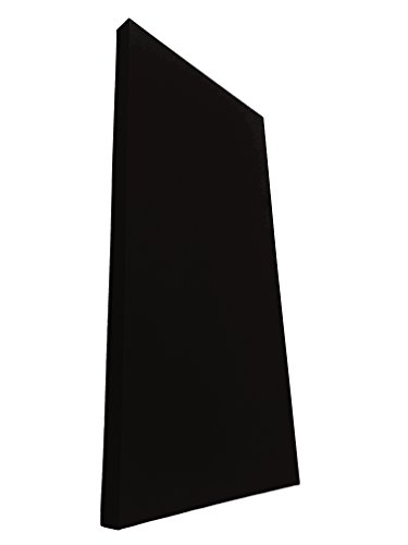 "Advanced Acoustics SoundControl 2ft by 4ft Acoustic Treatment Studio Panel 2"" thick (Black) from Advanced Acoustic"