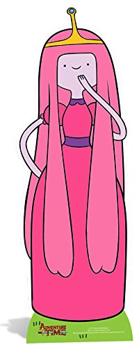Adventure Time Life Size Cutout of Princess Bubblegum from Adventure Time