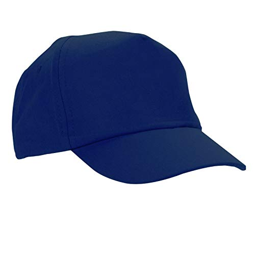 652bd82f Adventure Togs Childrens Baseball Cap/Kids Sun Hat - School, Holidays and  Outdoors Navy