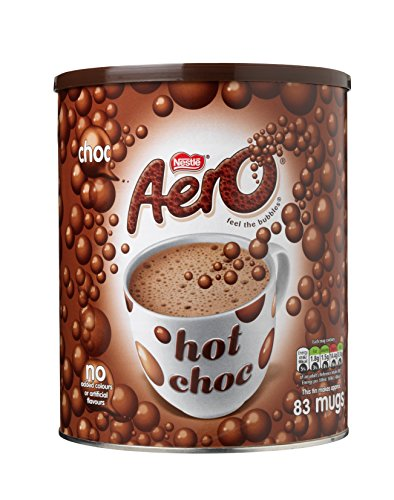AERO Instant Hot Chocolate Tin, 2 kg from Aero