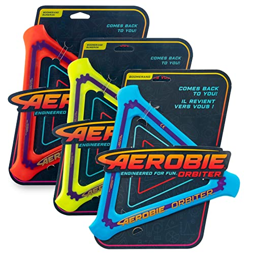 Aerobie 6046395 Orbiter Boomerang Assorted Colours, Various from Aerobie
