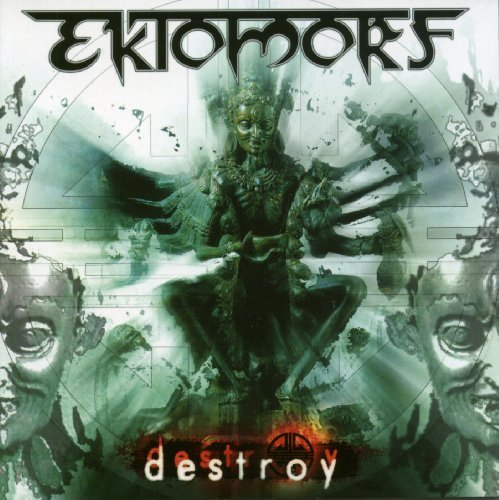 Destroy by Ektomorf (2009-03-24) from Afm Records