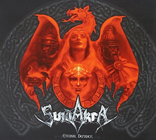 Eternal Defiance (Limited Digipack) by Suidakra (2013-08-03) from Afm Records