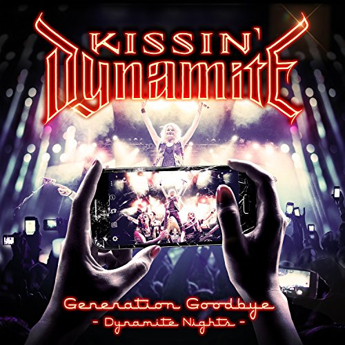 Generation Goodbye - Dynamite Nights (Dvd+2cd) from AFM RECORDS