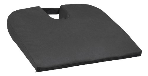 Aidapt Coccyx Wedge Cushion with Memory Foam (Eligible for VAT relief in the UK) from Aidapt