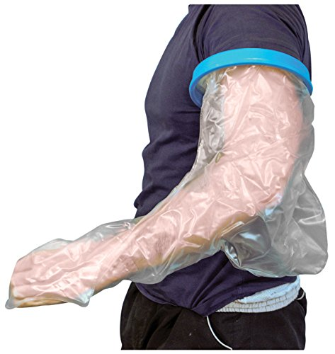 Aidapt Waterproof Cast and Bandage Protector - Adult Long Arm from Aidapt