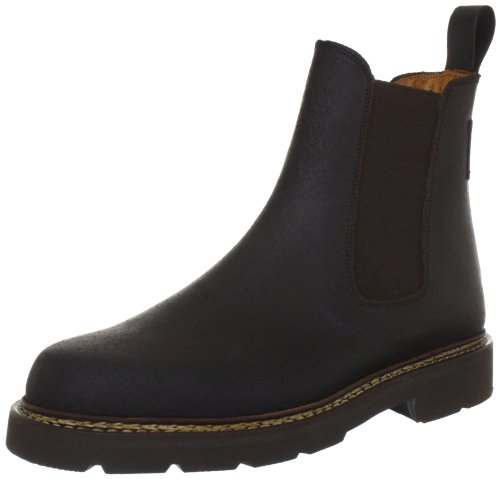 Aigle Men's Quercy Chelsea Boots, Brown (Dark Brown), 9.5 UK from Aigle