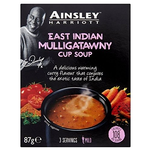 Ainsley Harriot Mulligatawny Cup Soup 87g - Pack of 2 from Ainsley Harriot