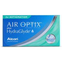 AIR OPTIX Plus HydraGlyde for Astigmatism 3 pack Contact Lenses from Air Optix