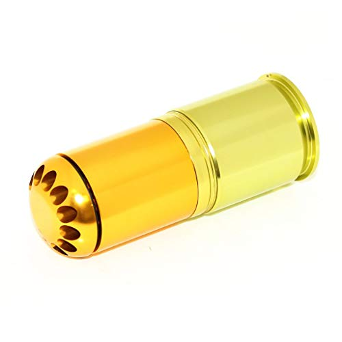Airsoft Gear Parts Accessories ARMY FORCE 120rd 40mm Grenade Co2 Cartridge Shell from Airsoft Website