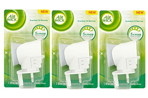 3 x Airwick Plugs - Plug In Machines (No refills) from Airwick
