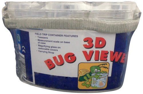 "Ajax Scientific BI490-0000 Nature Scope 3D Bug Viewer Set, 5"" Height from Ajax Scientific"