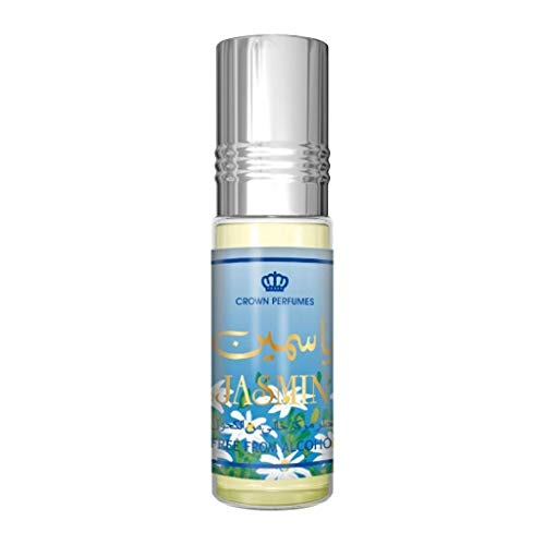 Jasmin Perfume Oil - 6ml by Al Rehab from Al Rehab