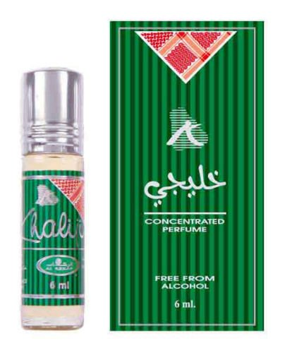KHALIJI 6ml Best Selling Al Rehab Perfume Oil - Top Quality Fragrance from Al Rehab