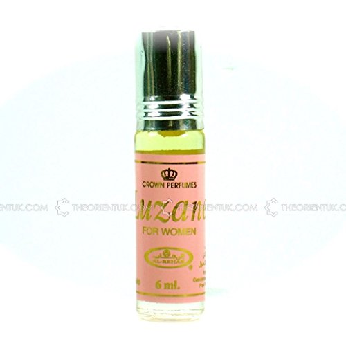 LUZANE 6ml Best Selling Al Rehab Perfume Oil - Top Quality Fragrance from Al Rehab