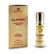 Musk Al Rehab Classic Fragrance 6ml 100% Oil from Al Rehab