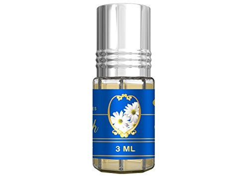 Prime Genuine Attar Oil Perfume Fragrance Roll On Alcohol Free Halal 3ML Top Quality (3 ML, Aroosa) from Al Rehab