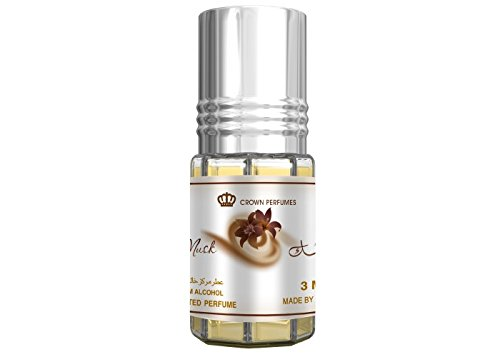 Prime Genuine Attar Oil Perfume Fragrance Roll On Alcohol Free Halal 3ML Top Quality (3 ML, Choco Musk) from Al Rehab