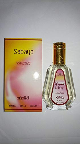 SABAYA By Al Rehab 50ml EDP Exotic Gorgeous Perfume Spray from Al Rehab
