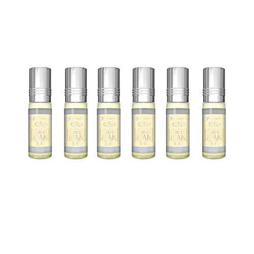 Secret Man Perfume Oil - 6 x 6ml by Al Rehab from Al Rehab
