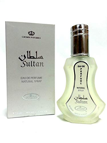 Sultan EDP Perfume Spray by Al Rehab - 35ml from Al Rehab