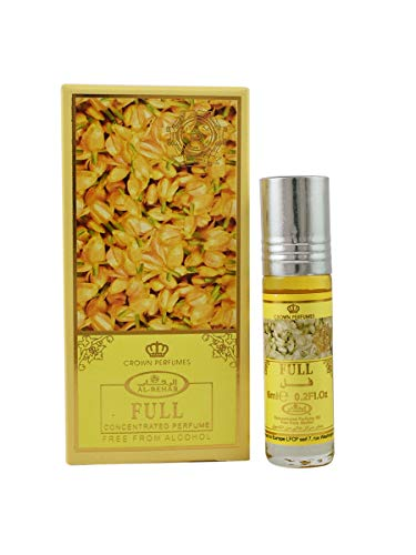 White Full Perfume Oil - 6ml by Al Rehab from Al Rehab