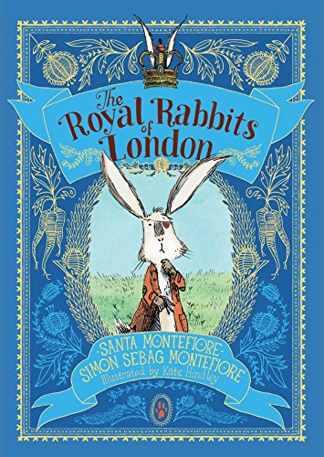 The Royal Rabbits of London, Volume 1 from Aladdin Paperbacks