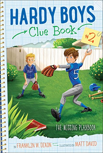 The Missing Playbook: 2 (Hardy Boys Clue Book) from Aladdin Paperbacks