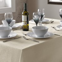 Select Table Cloth Ivory from Alan Symonds