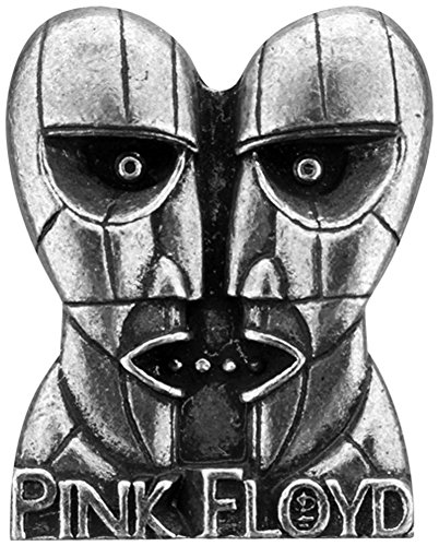 a1553c12 Alchemy Gothic Pink Floyd: Division Bell Heads Metal Pin Badge from Alchemy  Rocks