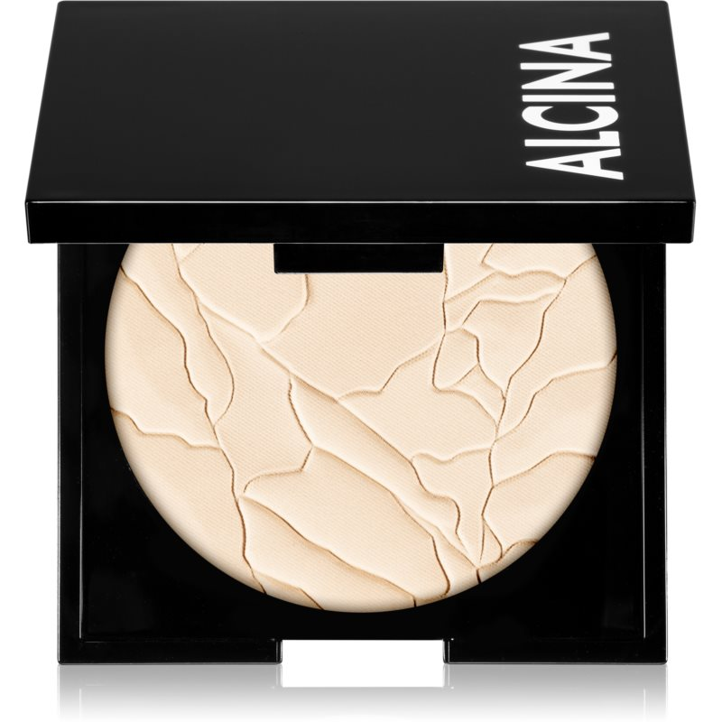 Alcina Decorative Matt Sensation Compact Powder And Foundation 2 In 1 Shade Light  9 g from Alcina