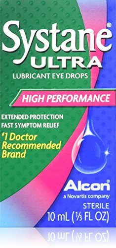 Systane Ultra High Performance Lubricant Eye Drops Alcon - 10Ml (Pack Of 3) from ALCON