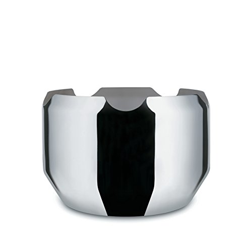 "Alessi"" Noè Ice tub in 18/10 Stainless Steel Mirror Polished, 18-10, Silver from Alessi"