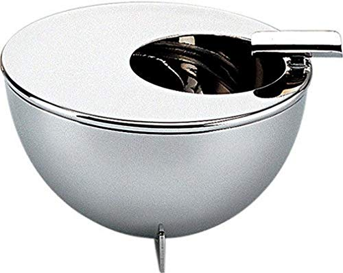 Alessi Officina Bauhaus ASH Tray, Silver from Alessi
