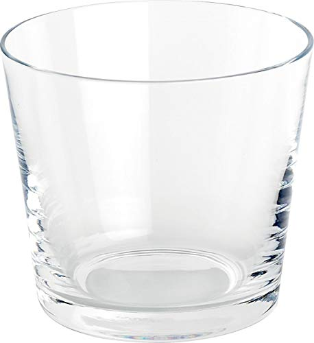 Alessi Tonale Crystalline Glass Beaker - Set of 4 from Alessi