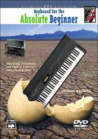 Keyboard for the Absolute Beginner from Alfred Music Publications