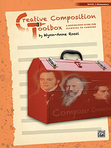 Creative Composition Toolbox, Bk 2 from Alfred Music