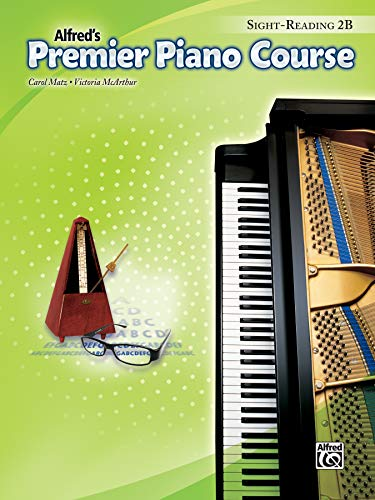 Premier Piano Course -- Sight-Reading: Level 2B from Alfred Music