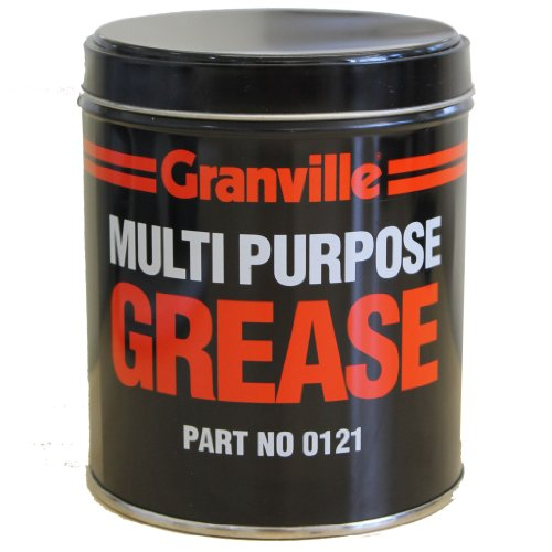 All Trade Direct 1 X 500G Multi Purpose Grease Tin Copper Anti Seize Lithium Based High Melting from All Trade Direct