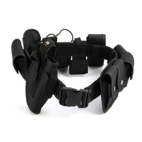 AllRight Police Guard Tactical Belt Security Belt System Utility Kit from AllRight