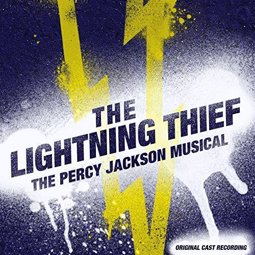 Lightning Thief - Percy Jackson Musical from Alliance Import