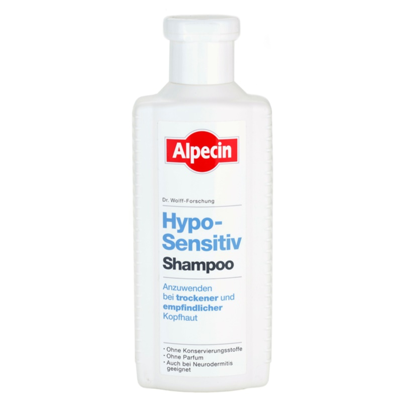 Alpecin Hypo - Sensitiv Shampoo For Dry And Sensitive Scalp 250 ml from Alpecin