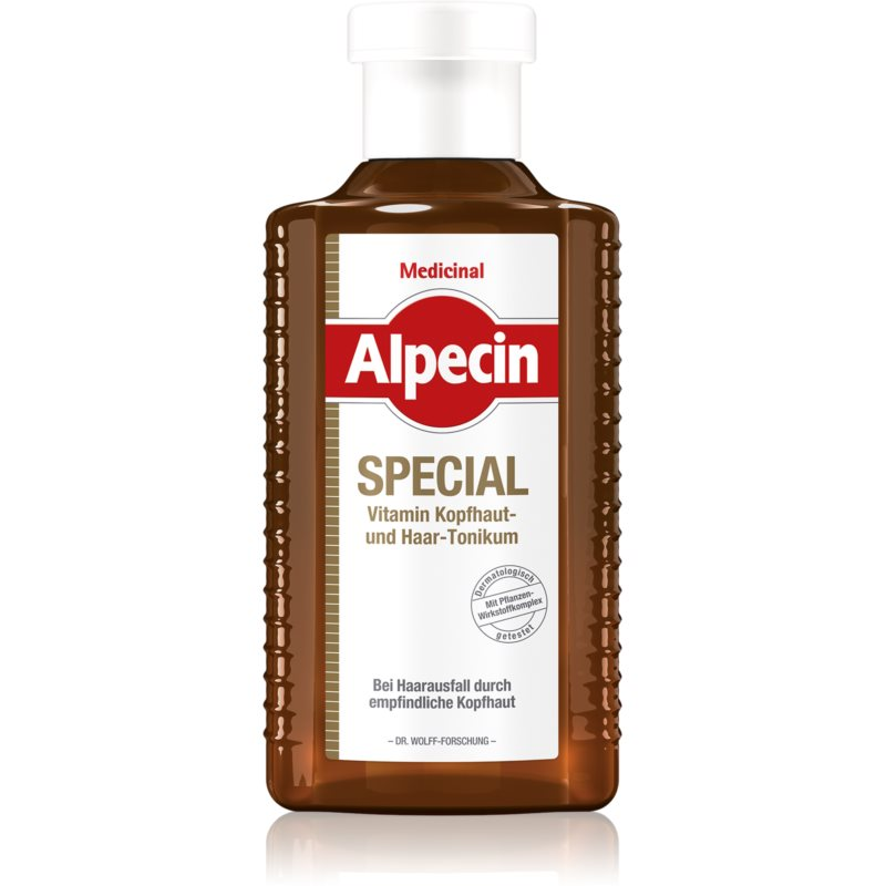 Alpecin Medicinal Special Tonic Against Hair Loss for Sensitive Scalp 200 ml from Alpecin