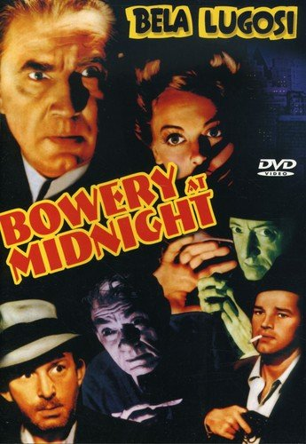 Bowery At Midnight (DVD) (1942) (All Regions) (NTSC) (US Import) [2002] from Alpha Video