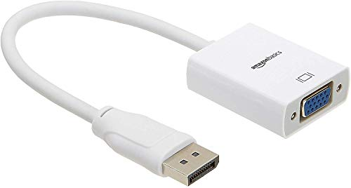 AmazonBasics DisplayPort to VGA Adapter from AmazonBasics