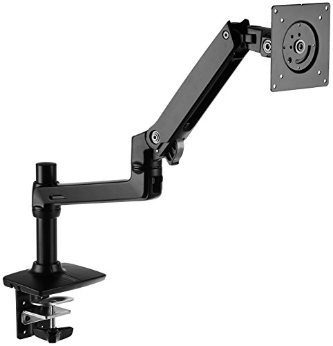 AmazonBasics Single Monitor Display Mounting Arm from AmazonBasics
