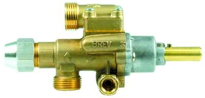 Ambach Gas Valve – Type PEL22S/O – With Safety Valve from Ambach