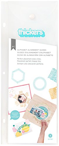American Crafts Thicker Alignment Guide from American Crafts